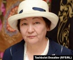 Мария Айтматова.