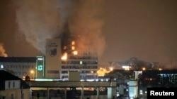В ночь на 4 декабря в город Грозный прорвалась группа вооруженных людей, которые устроили в центре столицы Чечни бои с сотрудниками силовых структур