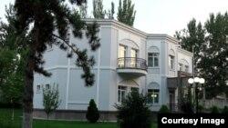 Коттедж на территории государственной резиденции «Туркестан».