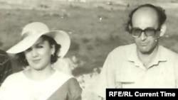 Лейла и Ариф Юнус (1989 год).