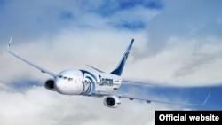 Самолет Egypt Air. Архивное фото