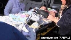 Сережа Аветисян был единственным выжившим из армянской семьи, убитой российским солдатом-срочником