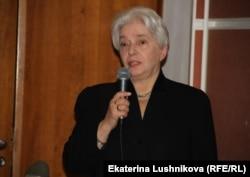 Участницей конференции была Наталья Солженицына, вдова Александра Солженицына