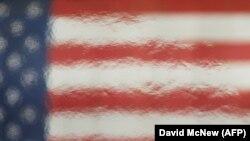 Американский флаг. Иллюстративное фото.
