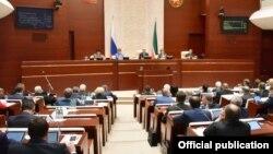 Татарстан парламенты утырышы. 21 апрель 2016