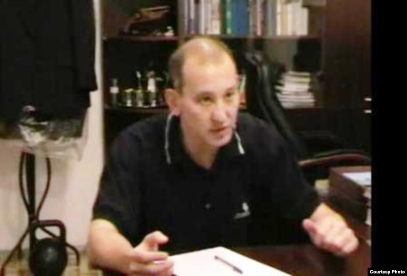 Мухтар Джакишев, бывший президент «Казатомпрома». Кадр из видеоматериала, появившегося на сайте Youtube.com 4 ноября 2009 года