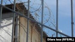 Женская тюрьма в Алматы.