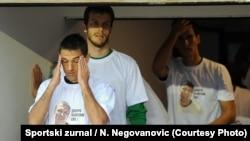 """Slučaj majice"" je opet skrenuo pažnju na višedecenijsku zloupotrebu sporta: Nenad Borovčanin"