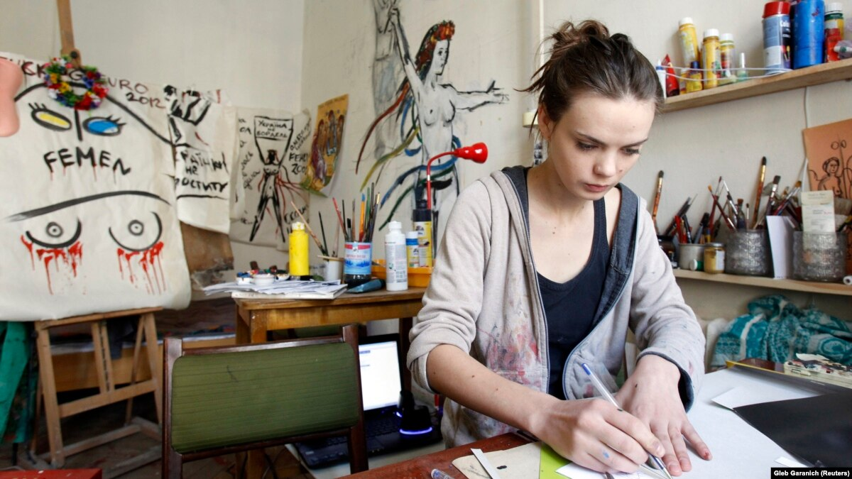 Femen Says Founding Member Found Dead In Paris, Suicide Suspected