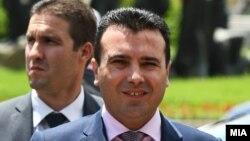 Премиерот Зоран Заев.