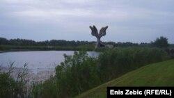 Spomenik u Jasenovcu, foto: Enis Zebić