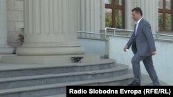 Поранешниот премиер Никола Груевски во Кривичниот суд за случајот Титаник