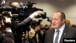 Վրաստանի նախագահ Գիորգի Մարգվելաշվիլիի