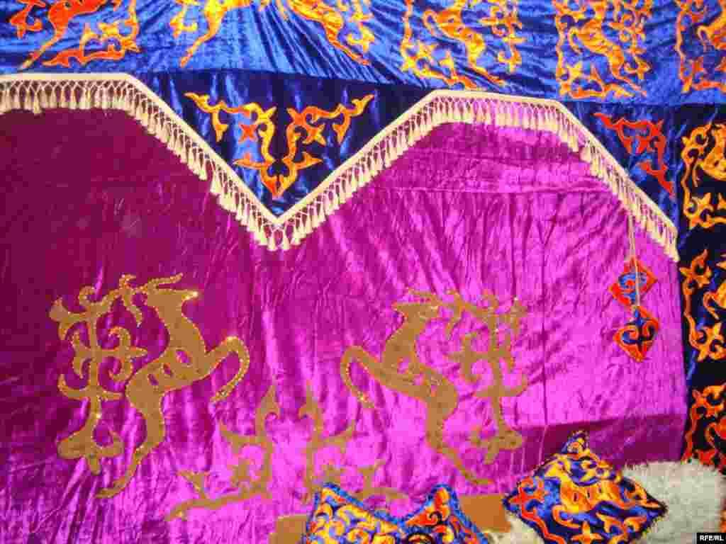 Многообразие кыргызского орнамента #5