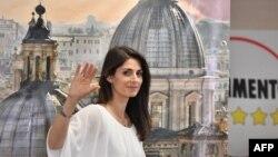Вирджиния Раджи, Рим мэрі.