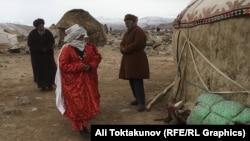 Памирлик кыргыздар. 28-ноябрь, 2014-жыл.