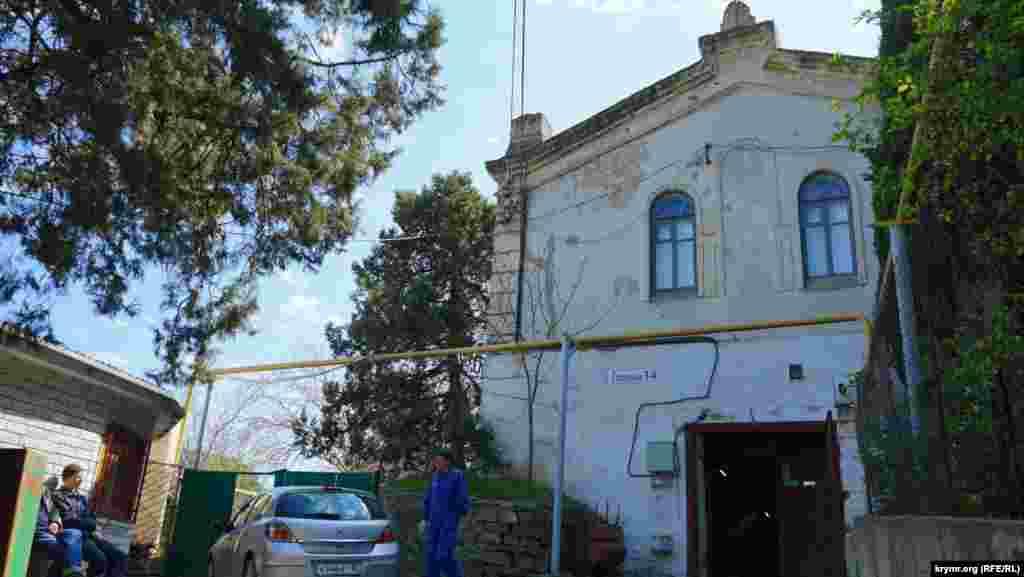 Особняк дружини князя Голіцина давно перетворився на звичайний багатоквартирний будинок