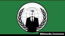 Логото на Анонимус
