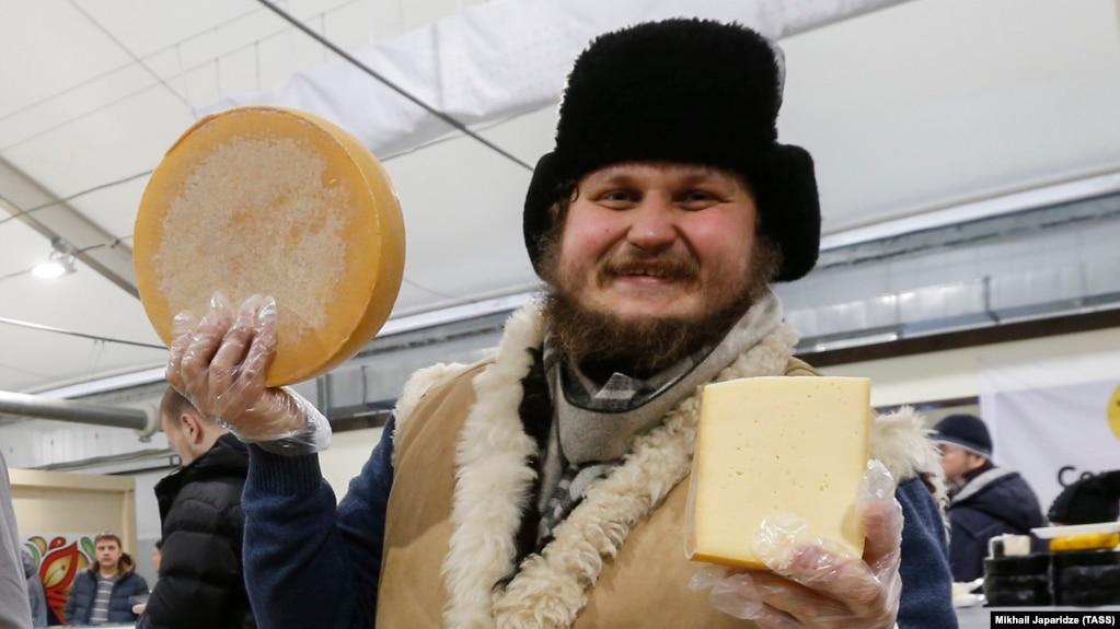 Фермер Олег Сирота