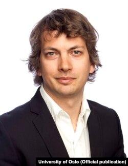Тарьей Хавнэс, профессор экономики в Университете Осло