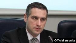 Macedonian Health Minister Nikola Todorov
