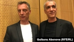 Сальваторе Никосия мен Джанкарло Юдика Кордилья