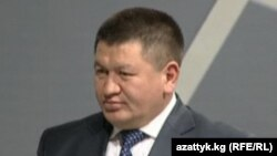 Шамшыбек Мамыров.