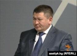Шамшыбек Мамыров