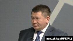 """Милициянын полковниги Шамшыбек Мамыров """"Азаттыктын"""" """"Ыңгайсыз суроолорунда"""""""