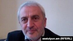 Председатель правления АОД Арам Манукян.