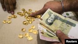 Риал, Иран валютасы. (Көрнекі сурет).