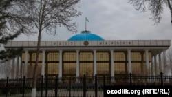 Өзбекстан парламенті. (Көрнекі сурет)