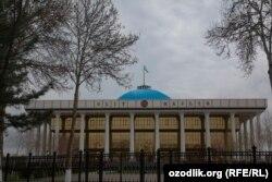 Özbəkistan parlamenti