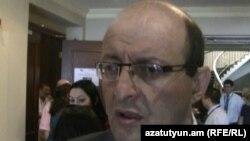 Ինֆորմացիոն տեխնոլոգիաների ձեռնարկությունների միության նախագահ Կարեն Վարդանյան