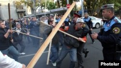 2013-ի նոյեմբերի 5-ի իրադարձությունները Երևանում