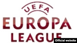 Official logo of the UEFA Europa League.