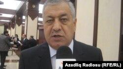 Deputat Vahid Əhmədov, 18 oktyabr 2011