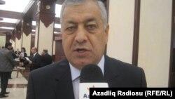 Deputat Vahid Əhmədov