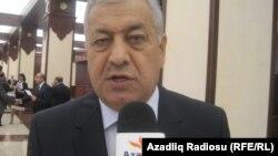 Deputat Vahid Əhmədov,18 oktyabr 2011