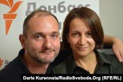 Игорь Колтовской и Наталья Ворожбит