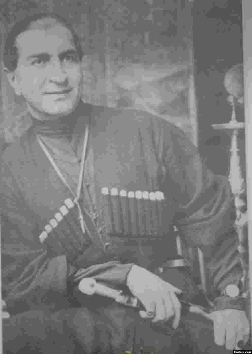 Мусаясул Халилбек (Мусаев)