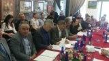 Русия халыклары демократик конгрессы оешкан беренче түгәрәк өстәл сөйләшүе, 21 май.