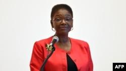 Валери Амос – заместитель генерального секретаря ООН по гуманитарным вопросам