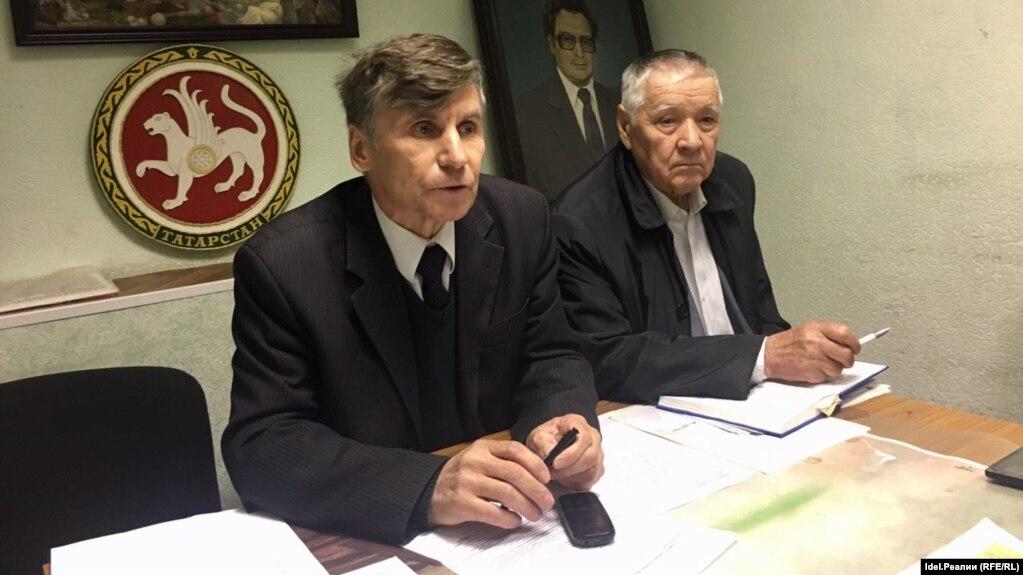 Фарит Закиев, Галишан Нуриахмет