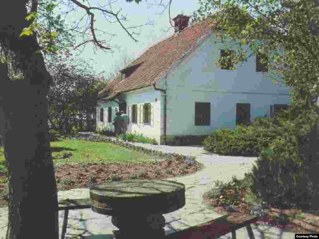 Tito was born in this house in Kumrovec, in northern Croatia, in May 1892.