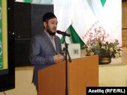 Ижау мәчете имамы Исмәгыйль Шәйхетдинов
