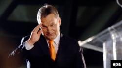 Kryeministri hungarez, Viktor Orban, (ARKIV)