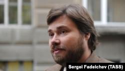Ultraconservative Russian oligarch Konstantin Malofeyev (file photo)