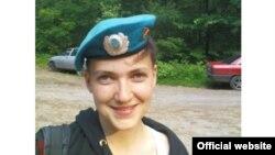 Надія Савченко (фото: tsn.ua)
