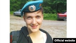 Nadiya Savchenko, pilote ukrainase